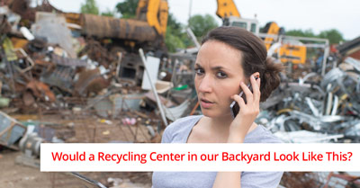 Recycling Center: Sarasota Palmer Boulevard